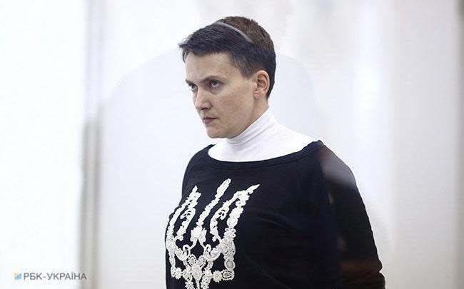 Суд продлил арест Савченко на два месяца