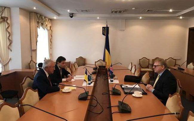 Исландия заинтересована в увеличении инвестиций в Украину