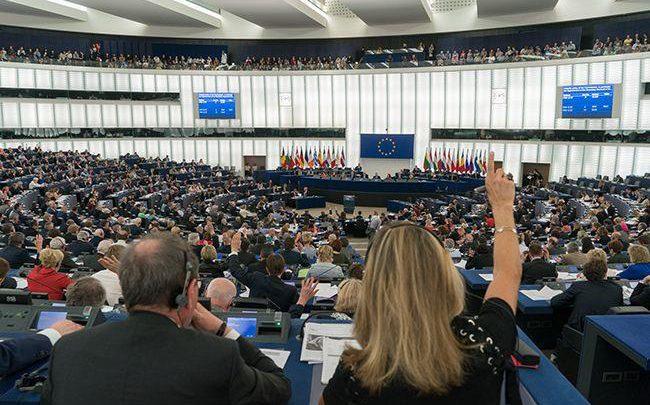 Европарламент предлагает назначить спецпредставителя ЕС по Крыму и Донбассу