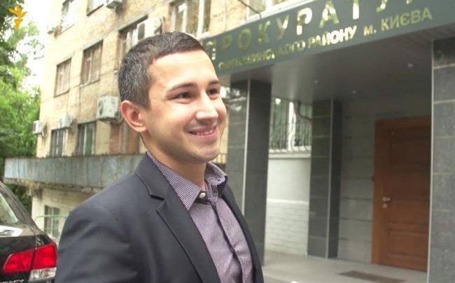 Сын Грицака избежал люстрации за преследование активистов Майдана, — расследование