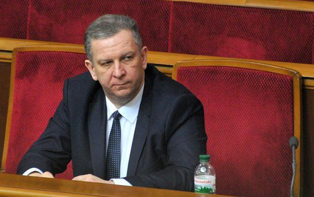 Рева назвал условия своей отставки с должности главы Минсоцполитики