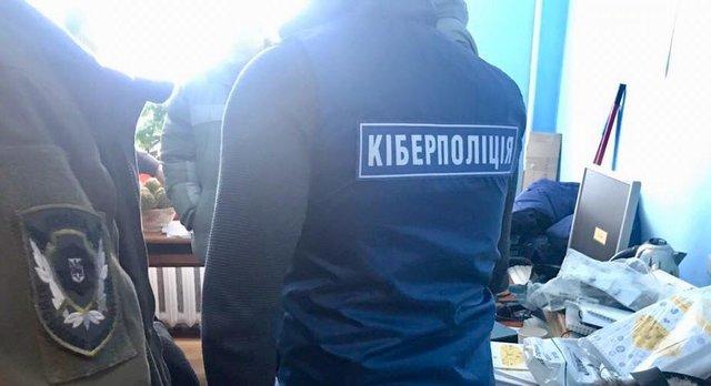 Похищал данные госслужащих: в Хмельницком киберполиция задержала мужчину