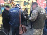 В Киеве на взятке задержали чиновника космического агентства