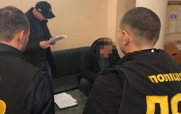 Чиновника из Кабмина поймали на «откате» в 2,5 млн