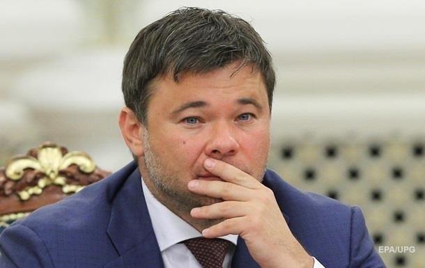 Зеленский исключил Богдана из состава СНБО