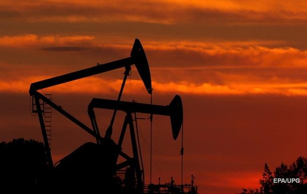 Цена нефти WTI достигла минимума 2002 года