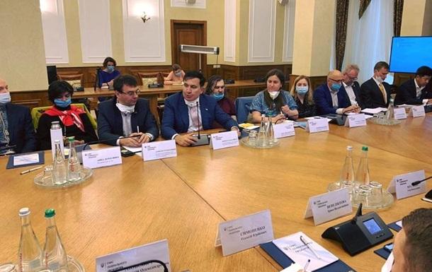 Саакашвили договорился о создании в ОГП департамента защиты инвестиций