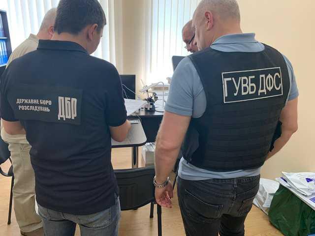 ГБР обыскивала мэрию Одессы из-за закупки бесплатных учебников