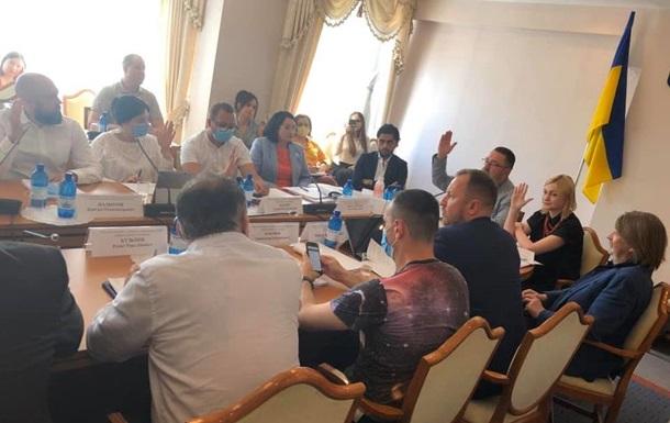 Комитет Рады поддержал законопроект о медиа