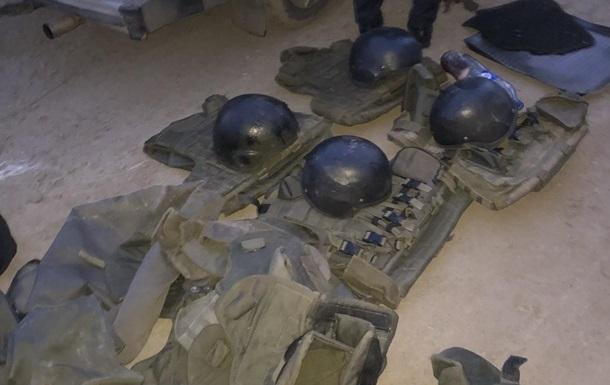 В Одессе обнаружили тайник со взрывчаткой