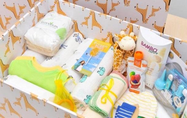 Кабмин планирует выплачивать родителям стоимость «пакета малыша»