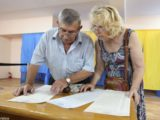 В Раде показали бюллетень для голосования по открытым спискам