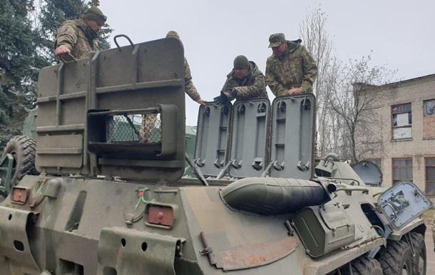 Армия нуждается в обновлении техники — министр