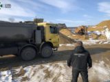 В Одесской области частная фирма незаконно добыла песок на более 100 млн гривен