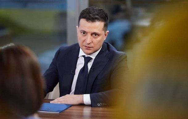 Зеленский снова ветировал закон о конкурсах на госдолжности
