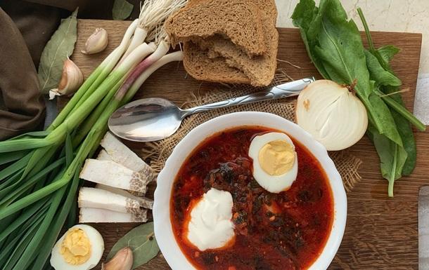 Украинский борщ попал в ТОП-20 самых вкусных первых блюд мира