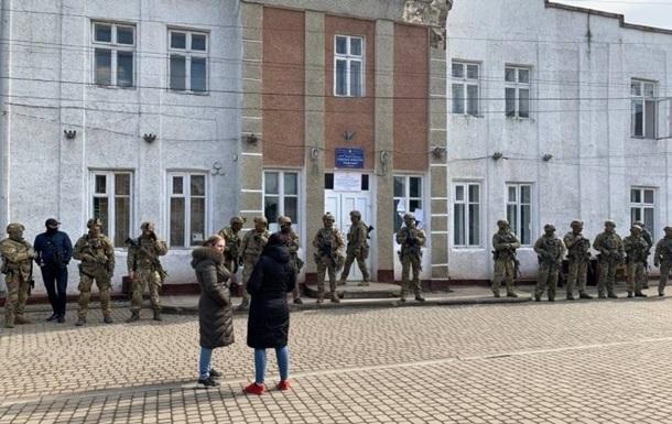 ЦИК признала довыборы на Прикарпатье состоявшимися