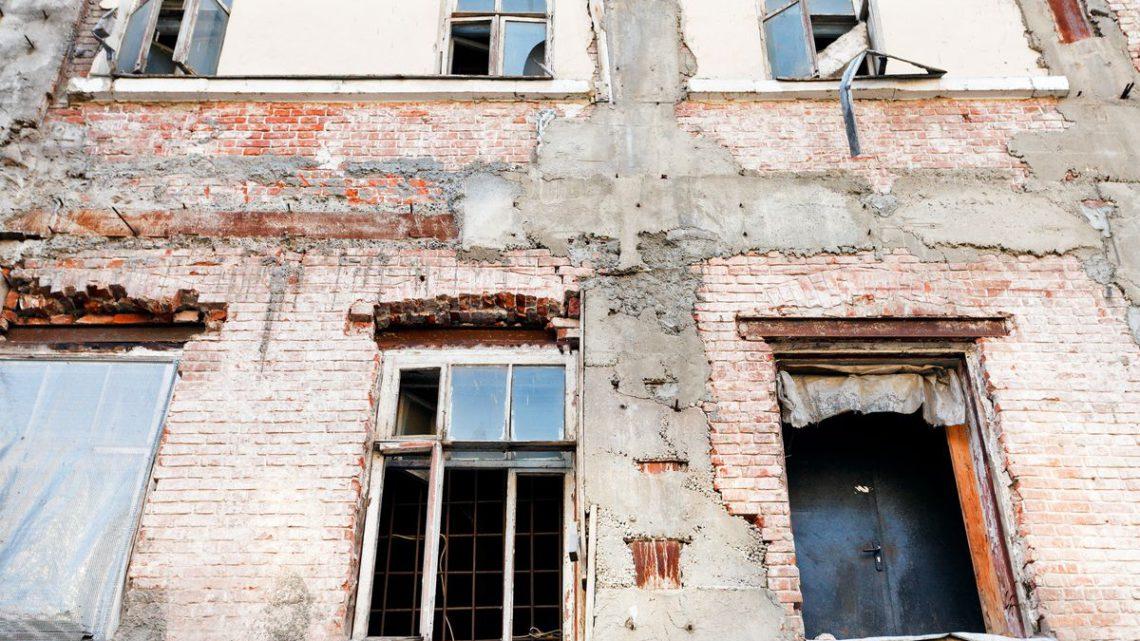 Сколько в Украине аварийного и ветхого жилья: рейтинг областей