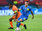 Украина поднялась на второе место в группе Евро-2020
