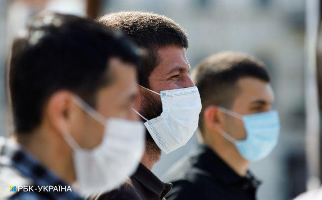 В трех областях Украины показатели эпидопасности не соответствуют «зеленой» зоне