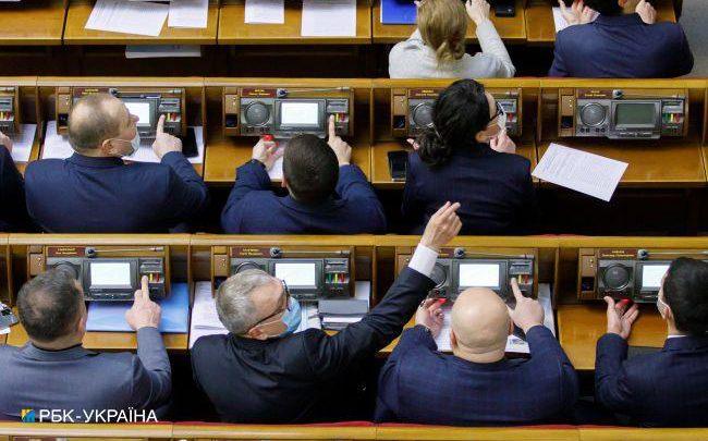 Закон о Нацраде по телерадиовещанию и авиационные правила: что сегодня рассмотрит Рада