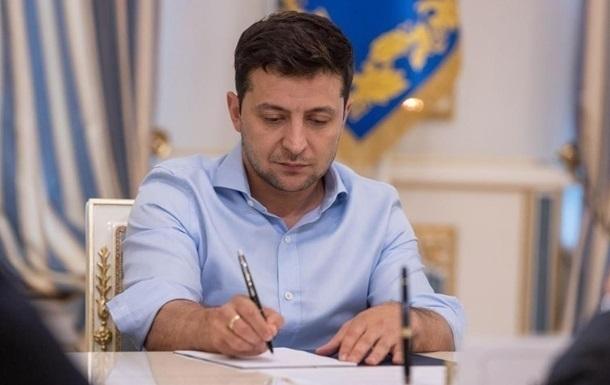 Зеленский подал в Раду законопроект о защите арестованных Россией украинцев